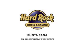 Hard Rock Hotel Punta Cana (Dominican Republic)